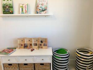 chambre d'enfant et décoration