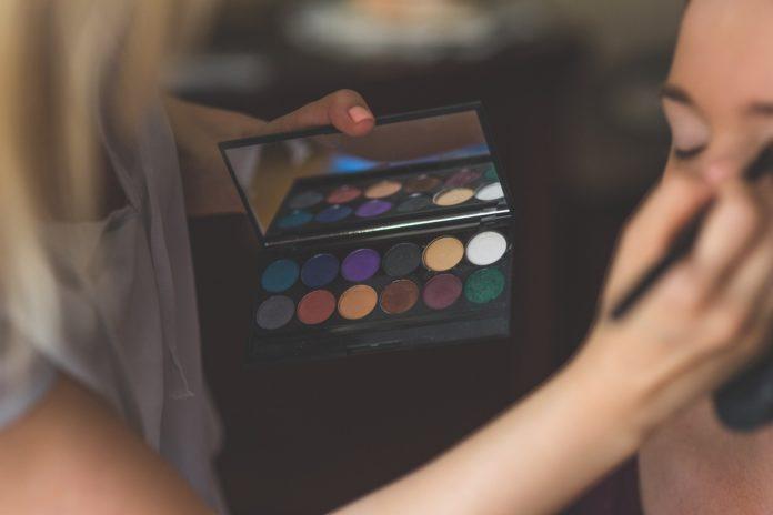artist make up