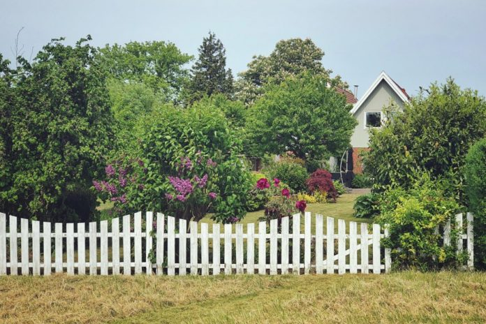 clôtures tendances