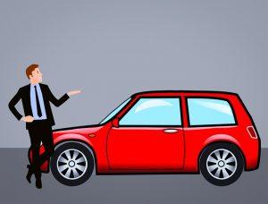 ventes de voitures en baisse